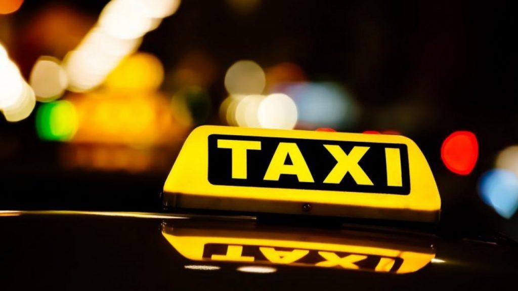 Taxi San Salvador
