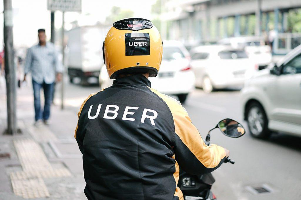 Uber San Salvador